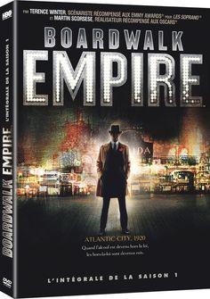 Boardwalk Empire - Saison 1 - DVD