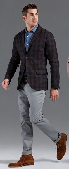 How to Dress for the Office 2012 - The New Office Dress Codes - Esquire