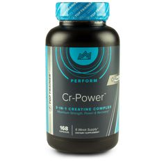 Top Trainer® Cr-Power™ is a stimulant free, 3-in-1 creatine supplement designed for anyone looking to increase strength and enhance muscle growth.  Get back to the gym faster with quicker recovery times from Cr-Power™