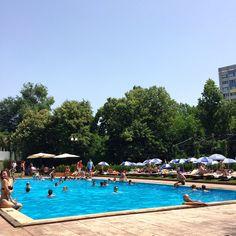 Floreasca Pool Visit Romania, Dolores Park, Travel, Viajes, Destinations, Traveling, Trips