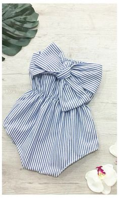 Bodysuits & One-pieces Rompers Newborn Baby Girls Ruffle One-pieces Sleeveless Solid Color Backless Bow Romper Jumpsuit Outfits Summer Cotton Girl Clothes Modern And Elegant In Fashion