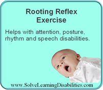 rooting Reflex Exercises
