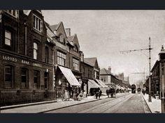Birmingham City Centre, Birmingham England, Golden Age, Street View