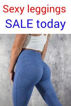 Fitness leggings for gym exercise, yoga, running, dancing. Leggings Sale, Nike Leggings, Workout Leggings, Workout Pants, Discount Sportswear, Only Fashion, Womens Fashion, Fashion Trends, Summer Dress