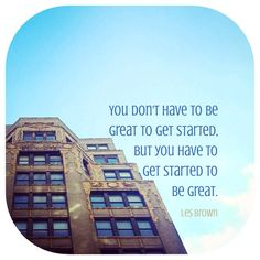 Blog | The Creative Journey of an NYC Gal #inspirationalquote #Inspiration #Quote #LesBrown