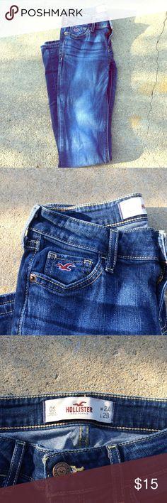 Hollister super skinny 0 short Hollister super skinny 0short Hollister Jeans Skinny