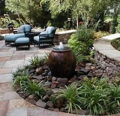 Benefits & Types of Outdoor Water Features to Add to Your Yard | Home Channel TV