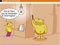EL PODER DE LA ELECTRICIDAD
