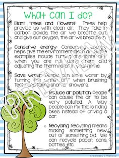 April STEAM Activities - Earth Day Facts