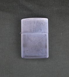 ZIPPO LIGHTERS IN VIETNAM   Vietnam ZIPPO Lighter,, 1st Air Cavalry, FREE Shipping/ I put his because of the X form