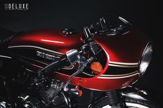 Customization project Honda CG 125 -  Cafe Racer Deluxe