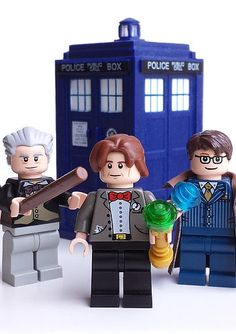 You WILL buy the Doctor Who Lego set for yourself AND 12 close friends.