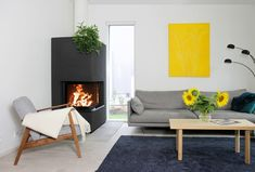 Valmistuli on uudisrakentajan tulisijapalvelu Tuli, Contemporary, Home Decor, Decoration Home, Room Decor, Home Interior Design, Home Decoration, Interior Design