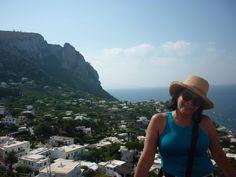 Ilha de Capri, belíssima!