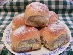 Kynuté těsto bez mléka a vajec – Maminčiny recepty Hamburger, Bread, Food, Bakken, Brot, Essen, Baking, Burgers, Meals