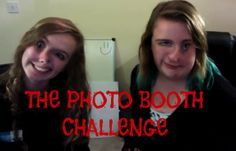 THE PHOTO BOOTH CHALLENGE