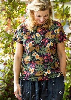 """Shirt """"Papaya"""" aus Öko-Baumwolle 62403-99.jpg"""