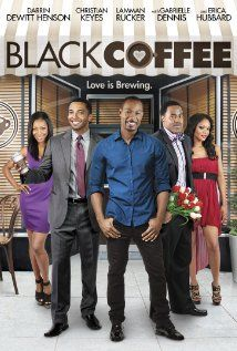 **DVD Black Coffee** Robert picked the wrong time to meet his soul mate! After being fired from his own father's company, he feels like his luck has run out - until Morgan enters into his life. Just as things start to heat up between them, trouble brews as Morgan's ex-husband vows to get her back and Robert's gold-digging ex-girlfriend returns with an agenda of her own. With the help of his cousin, Robert's about to find out how much good can come out of a bad situation... (IMDb)