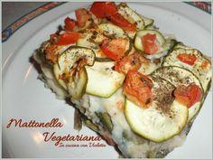 In Cucina Con Violetta: Mattonella Vegetariana o finta lasagna di bieta