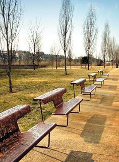el poeta bench - public seating - Producto BD Barcelona Design