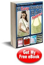 6 Easy Crochet Bag Patterns eBook