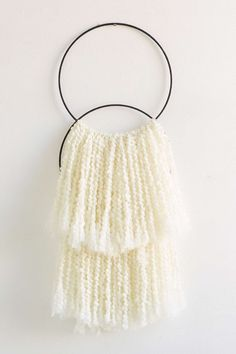 Sonadora Double Hoop Wall Hanging - Urban Outfitters
