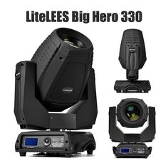LiteLEES Beam Spot and wash in one: Big Hero 330 0-40 degrees wide angle wash mode Etc. If you are now using Sharpy Big Hero 330 will give you a big surprise! #robepointe #sharpy #beammovinghead #beammovingheadlight #beam200 #5rbeams #7rbeams
