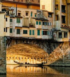 Ponte Vecchio, Firenze, Tuscany
