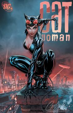 Catwoman Anniversary Super Spectacular exclusive variant cover by J Scott Campbell and Sabine Rich Avengers Comics, Math Comics, Dc Comics Art, Dc Comics Women, Dc Comics Girls, J Scott Campbell, Comic Book Artists, Comic Books Art, Comic Book Heroines