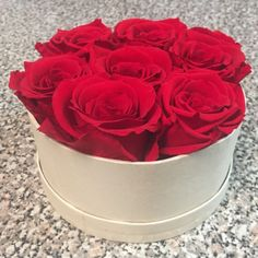 Everlasting preserved roses we customize to your specs  www.flowersbyemil.com