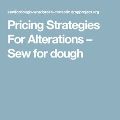 14 Best Alterations Images Price List Clothing Redo Clothing