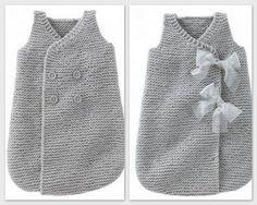 Tricot : apprendre à tricoter en vidéo le point mousse facilement  vidéo