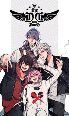 The dirty dawg! Chica Anime Manga, Manga Boy, Kawaii Anime, Fanarts Anime, Anime Characters, Anime Naruto, Manhwa, Character Art, Character Design