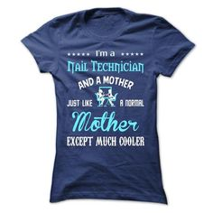 Nail Technician T-Shirts, Hoodies (21.99$ ==► Order Here!)