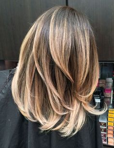 New diy hair color you should try if you color your hair at home soft ombre hairbrained hairstylist hairimage haircolor coolhair highlights love the cut solutioingenieria Image collections