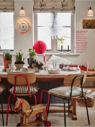 "I saw this in ""Country Living"" in Country Living December 2015."