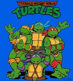 Игрушки Черепашки-ниндзя / Teenage Mutant Ninja Turtles