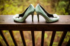 wedding shoes by Dina Chmut Photography