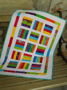 Strip Quilt Patterns, Layer Cake Quilt Patterns, Layer Cake Quilts, Jelly Roll Quilt Patterns, Patchwork Quilt Patterns, Strip Quilts, Quilt Blocks, Layer Cakes, Sewing Patterns