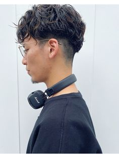 Cool Haircuts, Haircuts For Men, Curly Hair Men, Curly Hair Styles, Asian Men Hairstyle, Hair Cuts, Barber, Fashion, Curly Haircuts