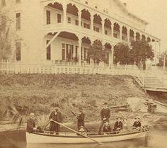 Larkin House, Palatka, 1880