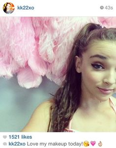 Kendall) Loving it today Dance Moms Facts, Dance Moms Dancers, Dance Mums, Dance Moms Girls, Just Dance, Dance Moms Instagram, Kendall K Vertes, Sleepover Party, Dance Company