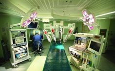 Robots as 'good as human surgeons' major trial finds