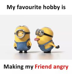 if you want laugh and make some smile on your face.We advise that you just read these Minions Memes men.These if you want laugh and make some smile on your face.We advise that just read these Minions Memes men. Best Friend Quotes Funny, Friend Jokes, Besties Quotes, Funny Qoutes, Crazy Friend Quotes, Jokes Quotes, Funny Minion Memes, Funny School Jokes, Some Funny Jokes