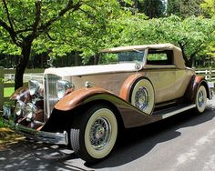 1933 Packard Roadster