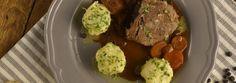 DIVIAK NA ŠÍPKOVEJ OMÁČKE Guacamole, Mashed Potatoes, Mexican, Ethnic Recipes, Food, Whipped Potatoes, Smash Potatoes, Essen, Meals