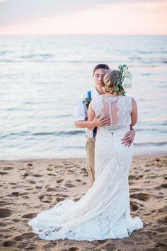wedding photography ideas for the beach