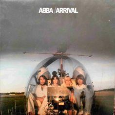 ABBA Arrival 1976 UK 10TRK VINYL LP 33 RPM ALBUM POP MINT EPC86018 FREE S&H
