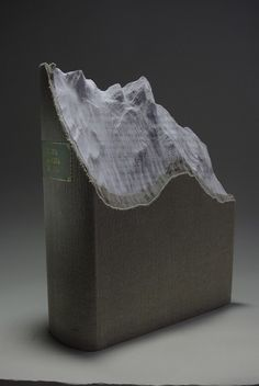 Unique Carved Book Sculptures from Guy Laramee | strictlypaper