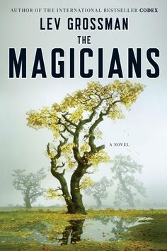 If you loved the Harry Potter series, you should read Lev Grossman's The Magicians. | 22 Books You Should Read Now, Based On Your Childhood Favorites